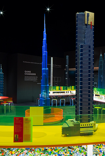 Lego- Buildings of Tomorrow